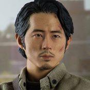 Glenn Rhee The Walking Dead Sixth Scale Figure
