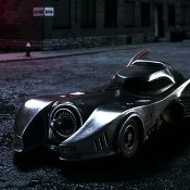 Batmobile DC Comics Pewter Collectible