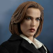 Agent Scully Deluxe Version X-Files Sixth Scale Figure