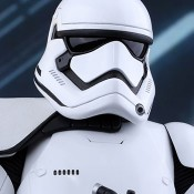 First Order Stormtrooper Squad Leader Star Wars Sixth Scale Figure