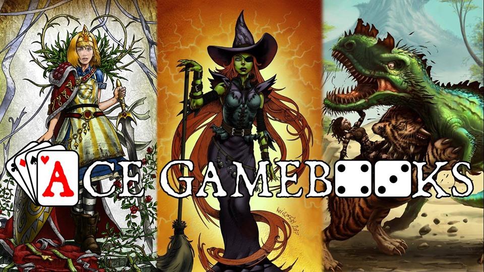 Ace Gamebooks