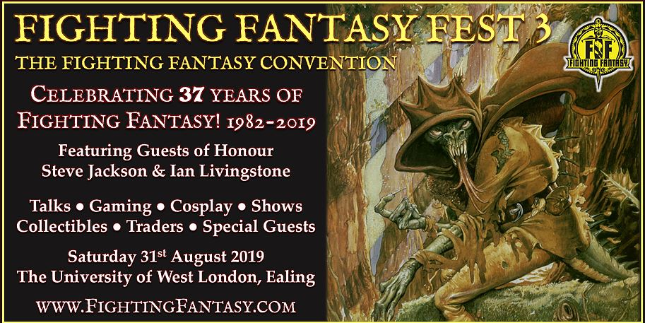 fighting fantasy fest 3 (2019)