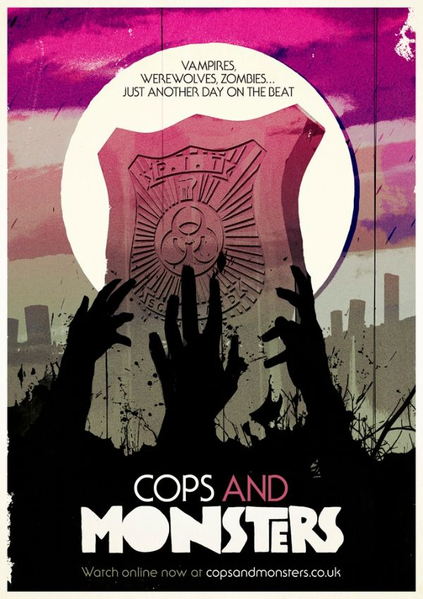 Cops And Monsters Poster