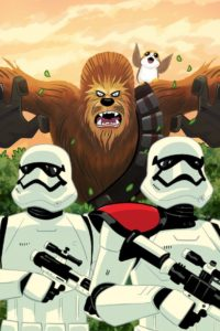 Star Wars Adventures Number 27